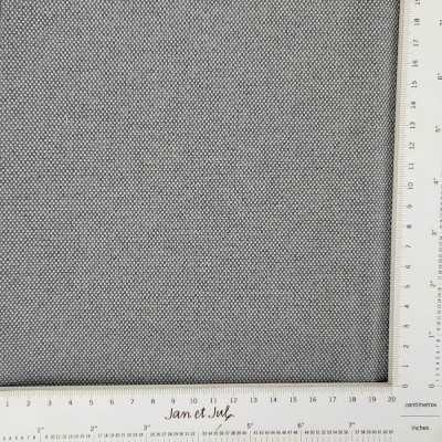 loneta antimanchas de algodón de 300gr gris claro