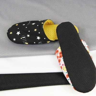 zapatillas diy con suela antideslizante