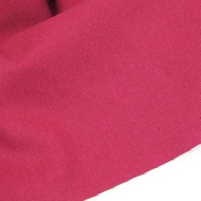 tela loneta de algodon granate