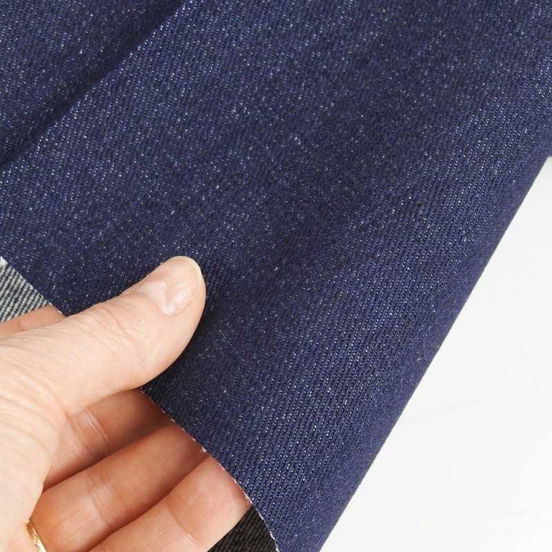 loneta tejana azul oscuro