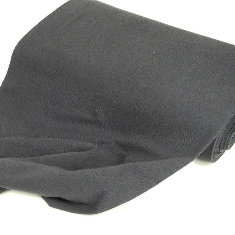 tela de puño gris oscuro