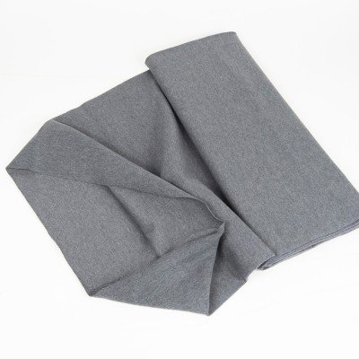 tela de puño gris