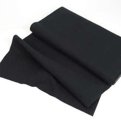 tela de puño negro