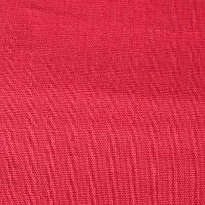 tela de lino fucsia