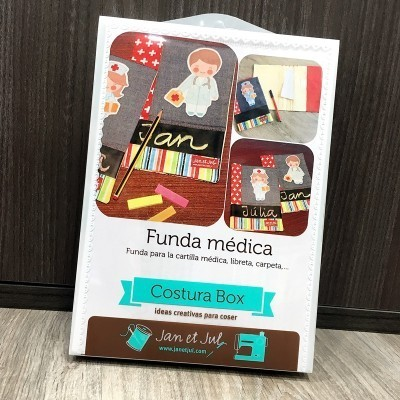 Costura Box funda médica
