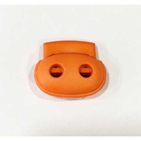 cierre cordón naranja