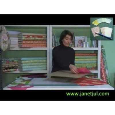 Como hacer arcos, abanicos con Big Arch Quiltsmart
