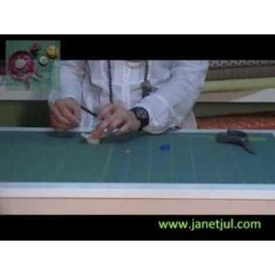 forrar botones con tela de forma fácil
