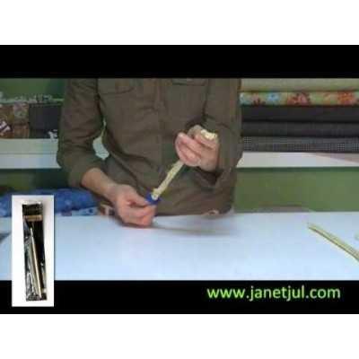 Aprende como girar tubos de tela con Fast Turn