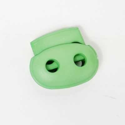 cierre cordón verde lima
