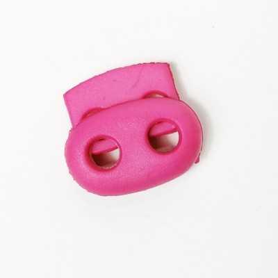 cierre cordón rosa