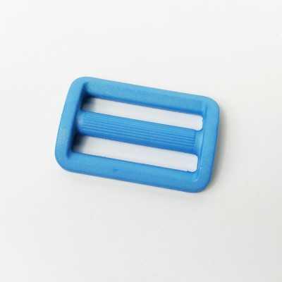 hebilla de plastico azul