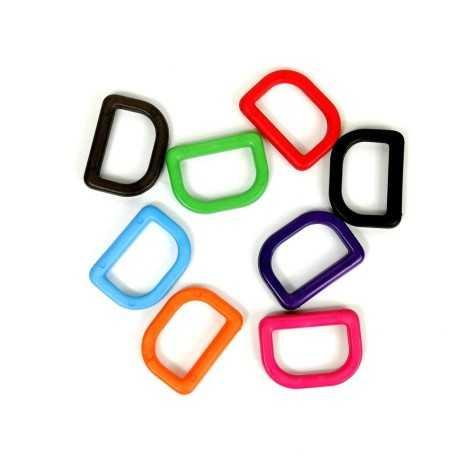 Anilla plástico 30mm