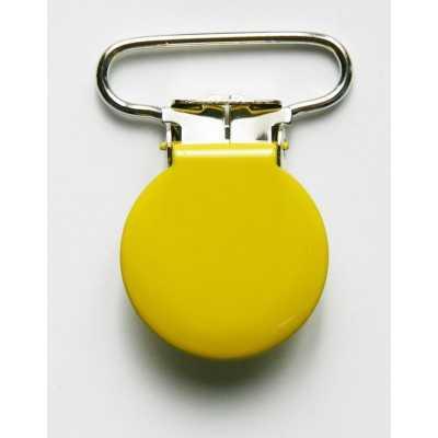 Chupetero Redondo amarillo