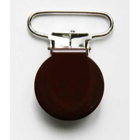 Chupetero Redondo marrón