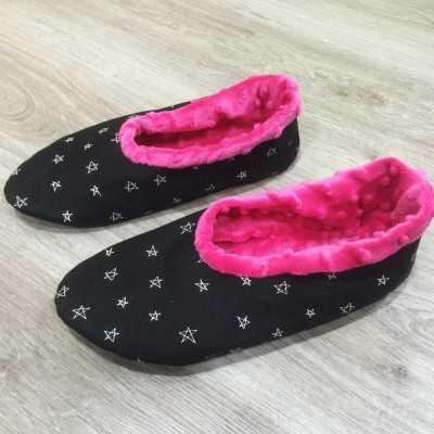 zapatillas de invierno diy