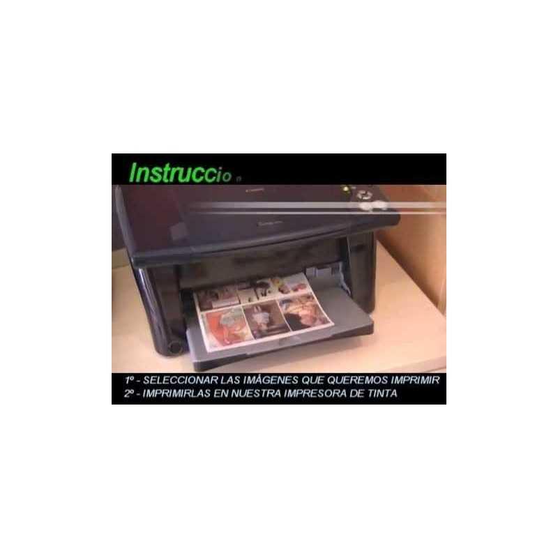 imprimir imágenes en tela de algodón
