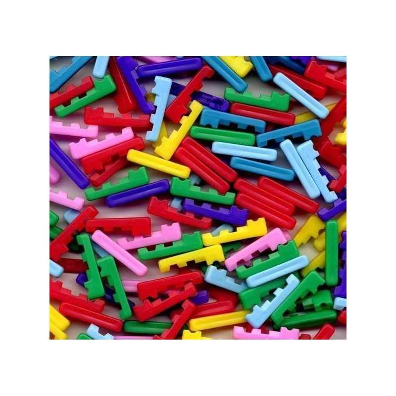 plastico para imperdibles