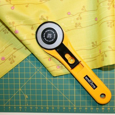 cutter olfa 45mm amarillo