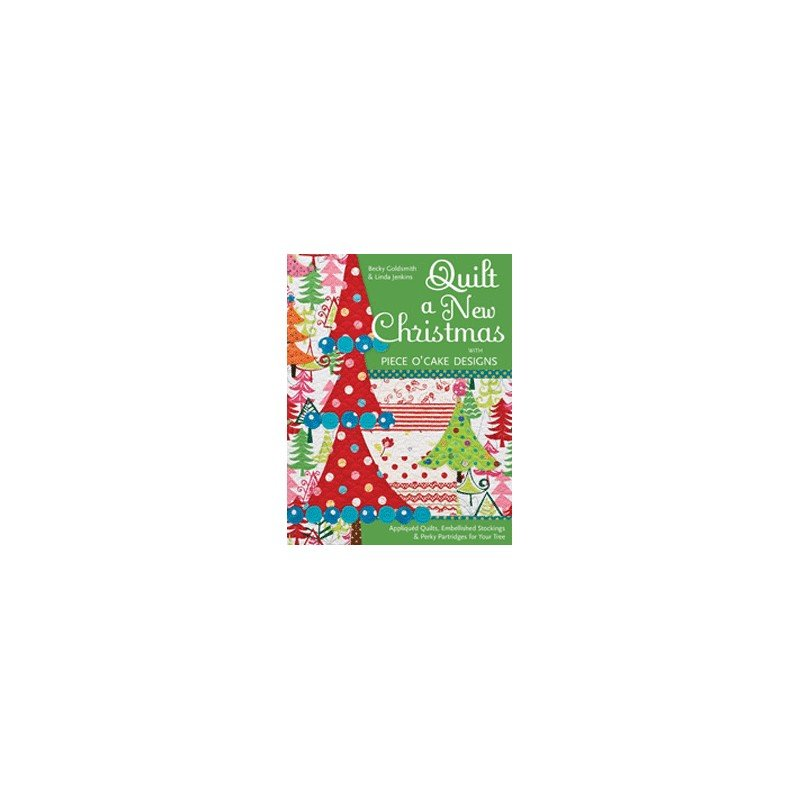 compra libro Quilt a new Christmas