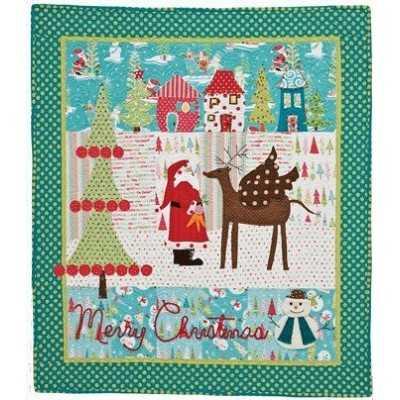 libro de patchwork Quilt a new Christmas