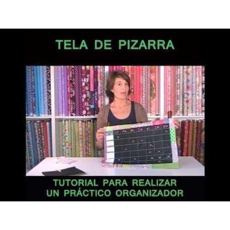 Tutorial Calendario Organizador de Tareas con Tela de Pizarra