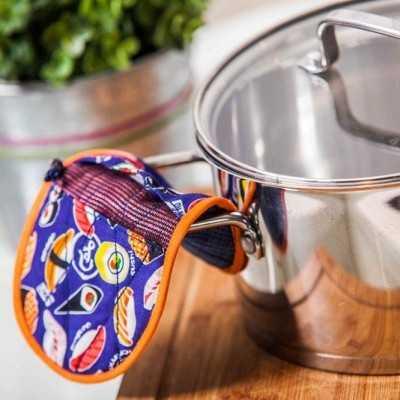 agarrador de cocina DIY