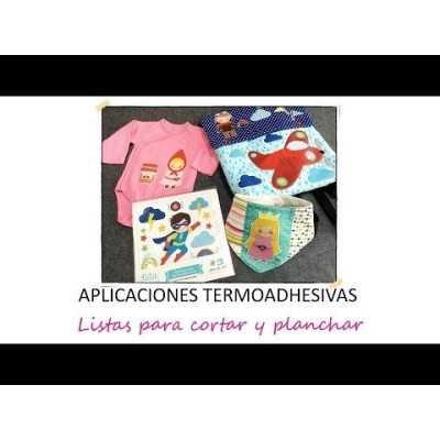 Presentación Aplicaciones termoadhesivas infantiles Rita & Nico