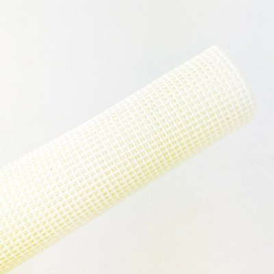 tela de rejilla blanco