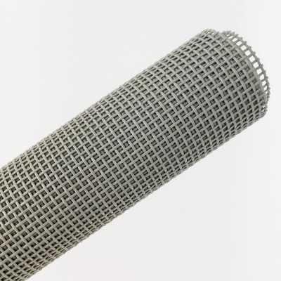 tela de rejilla gris