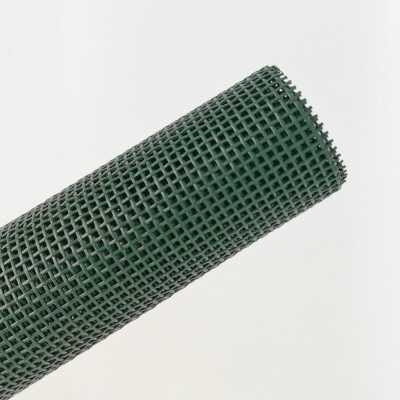 tela de rejilla verde oscuro