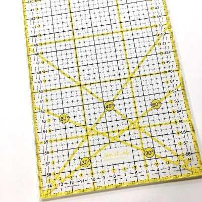 regla patchwork 15x60