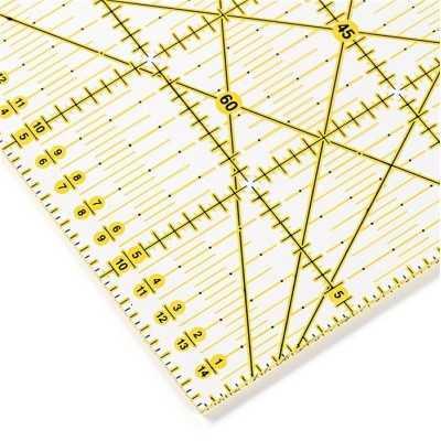 omnigrid regla de 15x60cm