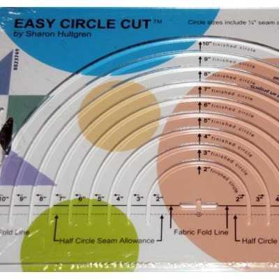 regla circular