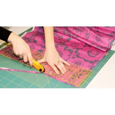 base para cortar telas Olfa 30 x 45cm.
