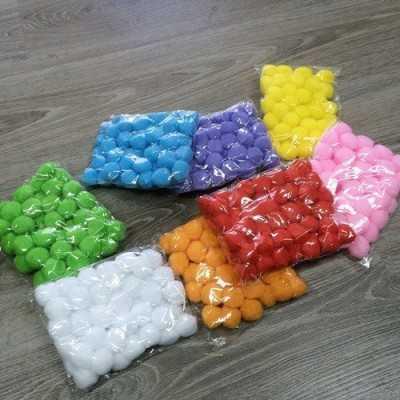 Bolas de colores 50u.