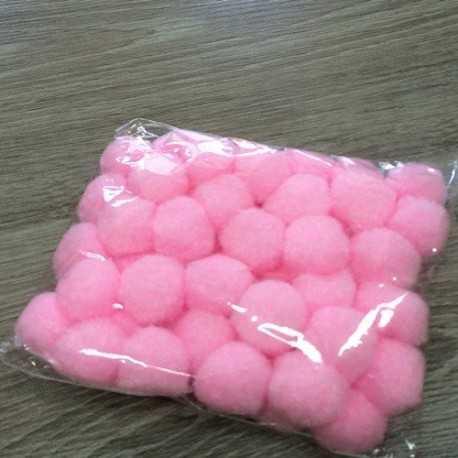 Bolas de colores 50u.  - 6