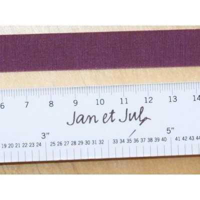 Cinta adhesiva de tela violeta