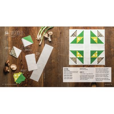 The Quilt Block Cookbook  - 3
