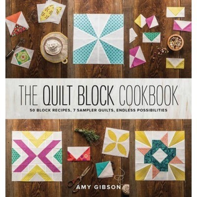 The Quilt Block Cookbook  - 1