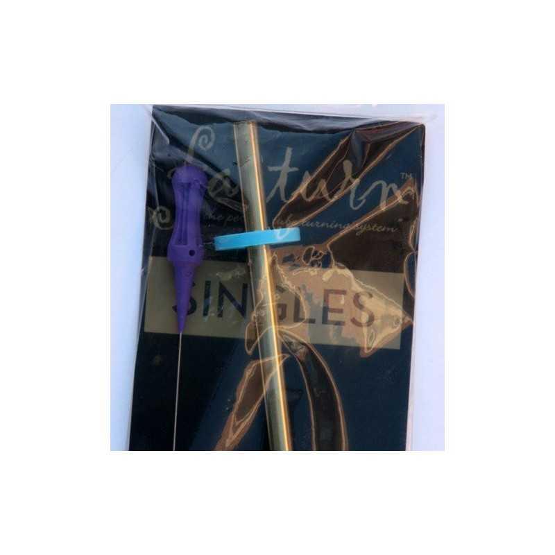 Fasturn, herramienta para girar tubos de tela