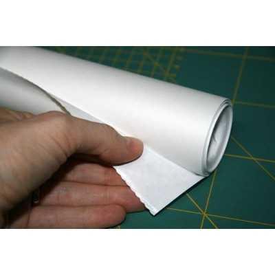 papel encerado para aplicaciones