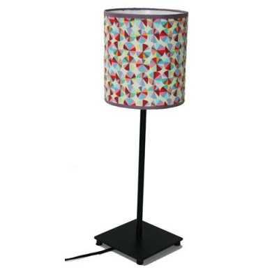 pantalla de lampara 15cm de diametro