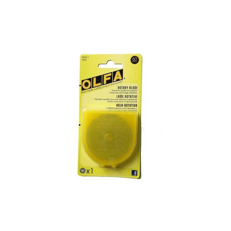 recambio cuchilla cutter olfa 60
