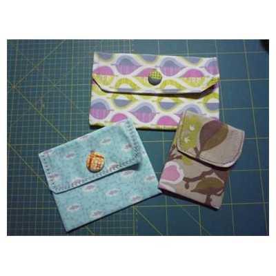 Mini bolso-Quiltsmart
