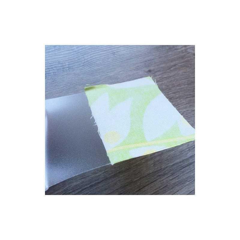 PVC para pantallas transparente