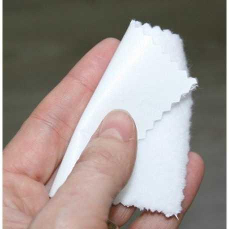 Toalla plastificada