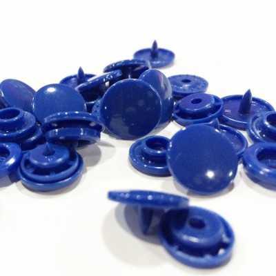 snaps redondos T5 azul  marino
