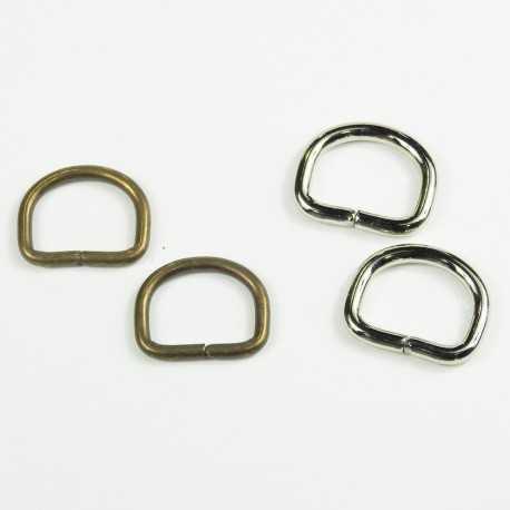 anillas 2 cm. de ancho