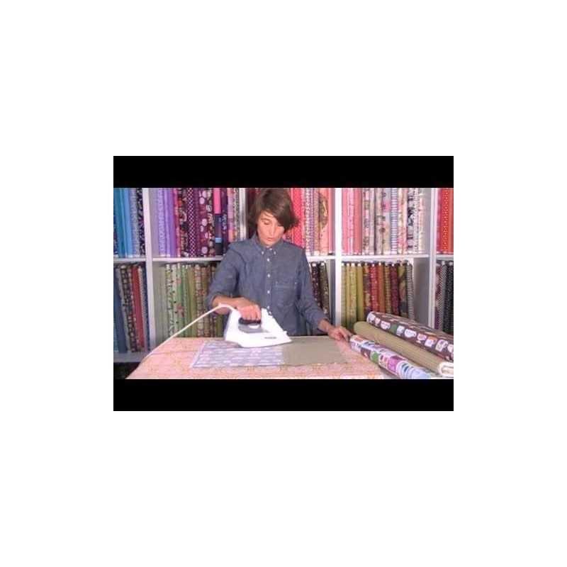 Como plastificar telas en casa y hacer un mantel individual